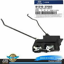 GENUINE 00-01 for Hyundai Tiburon Door Lock Actuator LEFT OEM 81310-27003