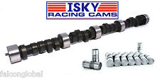 Chevy 348 409 Isky 256-Supercam HYDRAULIC Camshaft/Cam+Hylift Lifter Kit TORQUE
