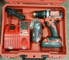 Milwaukee 2701-22CT Heavy Duty Compact Drill / Driver Combo Kit / Set
