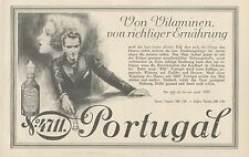 Y4848 Portugal 4711 - Illustrazione - Pubblicità d'epoca - 1927 Old advertising