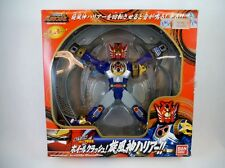 Bandai Sentai Hurricanger Senpuujin Harrier Power Rangers Ninja Force Megazord