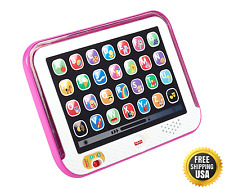 Fisher-Price Laugh & Learn Smart Stages Tablet Pink