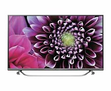 LG 43UH650T 108cm (43 inches) 4k Ultra Smart UHD LED IPS TV (Black)