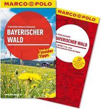 !! Bayerischer Wald UNGELESEN Bayern 2014 Reiseführer + Karte Marco Polo