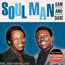 Sam & Dave - Soul Man & Other Favorites [CD New]