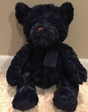 Dennis Basso Signature Teddy Bear In Royal Blue QVC Great Gift!