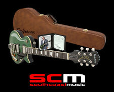 EPIPHONE LIMITED EDITION JOE BONAMASSA LES PAUL STANDARD with BIGSBY OUTFIT