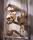 SCARY SPOOKY CREEPY HAND WALL HANGER  INDOOR OUTDOOR DECOR. GET MANY