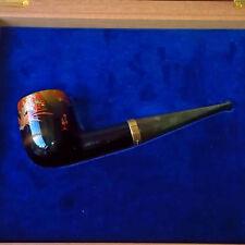 Dunhill Namiki Maki-E Rakucho Limited Edition Tobacco Pipe - Kyusai Yoshida