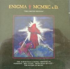 "Enigma - MCMXC AD ""THE LIMITED EDITION""  (CD) ... FREE UK P+P ................."