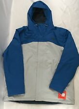 The North Face MEN Corvus Triclimate 3-In-One Fleece Jacket Heron Blue Size XL