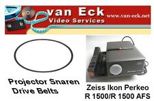 Zeiss Ikon Perkeo R 1500 / R 1500 AFS belt (motor)New belt, replacing your bro