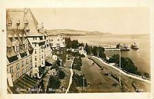 Canada, Quebec, Murray Bay, Manoir Richelieu Real Photo Postcard