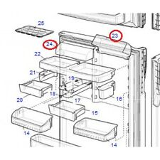 WESTINGHOUSE DAIRY DOOR KIT RH/ LH  RJ392 BJ383V BJ434V RP432V RJ443V  RJ445V