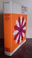 METHODE DE LECTURE RAPIDE F.RICHAUDEAU 1970 EDITO-SERVICE T2 APP.PRATIQUES