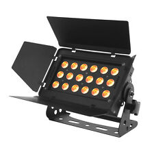 LEDJ Q Colour High power LED Flood 18 x 8W RGBW