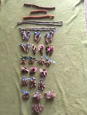 Lot of 31 Hair Pieces for Doll Wigs and Doll Making