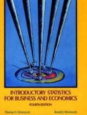 Introductory Statistics for Business and Economics, 4th Edition-ExLibrary