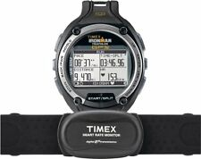 TIMEX Ironman Global Trainer GPS HRM Running Watch + Heart Rate Monitor T5K444