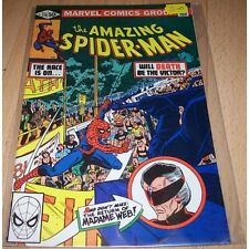 Amazing Spider-Man (1963 1st Series) # 216.Published May1981 by Marvel