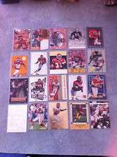 Marcus Allen 20 Card Lot All High End Inserts Oakland Raiders Kansas City Chiefs