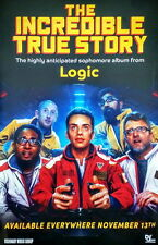 "MX13225 Logic - American Hip hop Rapper Music Star 14""x22"" Poster"