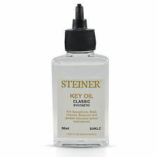 KEY OIL - CLASSIC. SPECIALIST SAXOPHONE, BASSOON + BASS CLARINET LUBE BY STEINER