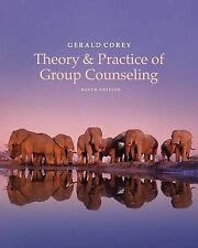 Theory and Practice of Group Counseling: A Global, Thematic Approach, Corey, Ger