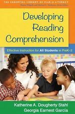 Developing Reading Comprehension: Effective Instruction for All Students in PreK