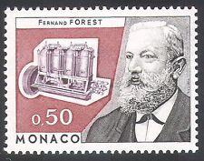 Monaco 1974 Fernand Forest/Engine/Motoring/Engineering/Transport 1v (n40571)
