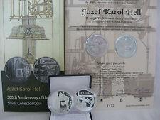 SLOWAKEI 2013 10 EURO SILBER PP - JOZEF KAROL HELL - ERSTAUSGABE - nur 2000!