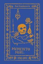 MEMENTO MORI (9780500517789) - PAUL KOUDOUNARIS (HARDCOVER) NEW