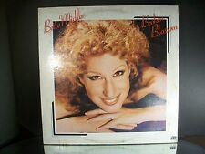 Original Bette Midler Broken Blossom 1977 Vinyl Record Album Atlantic SD 19151