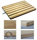 Wooden Bamboo Chopping Solid Cutting Food Slicing Dicing Board