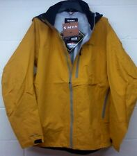 Simms Acklins Gore-Tex® Fishing Jacket - Size XL - AquaGuard® Waterproof