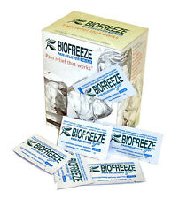 Biofreeze Travel 5g X30 Packs Pain Relief Gel Arthritis Cold Therapy Sore Muscle