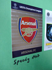 Wappen Arsenal Badge Champions League Update 2012 13 Panini  Adrenalyn