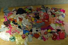 """LOT OF 41 BARBIE KEN  DOLLS 100""""S AND 100s OF CLOTHING SHOES BRUSHES ECT VINTAGE"""