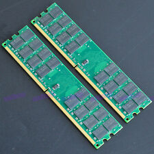 Samsung Chips 8GB 2x4GB PC2-6400 240pin DDR2 800MHz Desktop Memory for AMD CPU