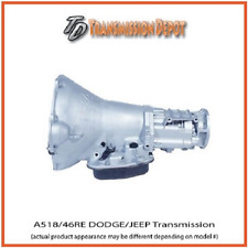 A518  46RE Dodge 4x4 Stage 1 Remanufactured Transmission