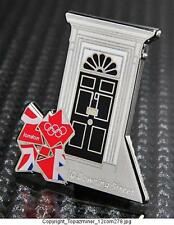 OLYMPIC PINS BADGE 2012 LONDON ENGLAND UK 10 DOWNING STREET DOOR