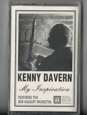 Kenny Davern: My Inspiration (Cassette MUSICAL 1992 HERITAGE SOCIETY) BRAND NEW!
