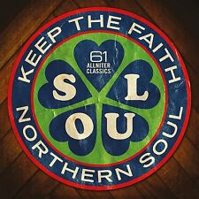 VARIOUS ARTISTS - NORTHERN SOUL - KEEP THE FAITH: 3CD ALBUM SET (2015)