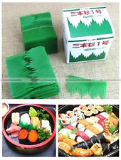 Grass Food Divider Baran 1000pcs For Bento Box Sushi Sashimi Accessories S5