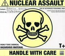 Handle With Care - Nuclear Assault (2008, CD NIEUW)