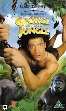 Disney George Of The Jungle VHS
