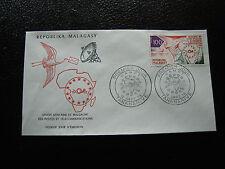 MADAGASCAR - enveloppe 12/9/73 - U.A.M.P.T. - yt n° 535 - (cy9) (A)