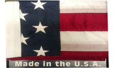 15'X25' American Flag Embroidered Nylon Outdoor Flag Made In The USA US Flag U.S