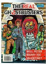 Marvel The Real GHOSTBUSTERS Comic - 16 February 1991, No.140