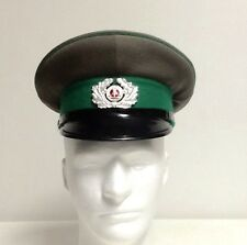 EAST GERMAN ARMY GROUND FORCES OFFICERS HAT 1980's